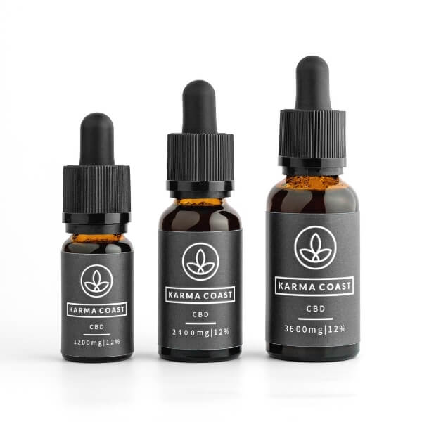 1200mg CBD Oil Family