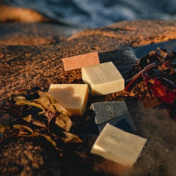 hemp soap by the sea